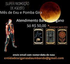 Entidades Ciganas da Umbanda (Clique Aqui) para entrar.: PROMOÇÃO DO BLOG…