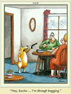 The Far Side                                                                                                                                                                                 More