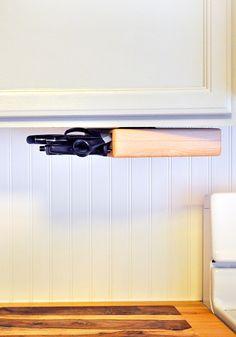 7 Kitchen Hacks to Maximize Space