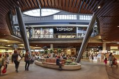 Highpoint Shopping Centre < Projects | Grimshaw Architects