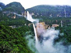 Goctha Falls - Perù