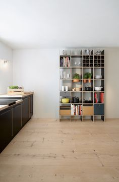 FNP Küche: Bilder-Galerie - Nils Holger Moormann