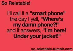Smart (?) Phone