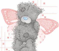 ♥ Tatty Teddy ♥ Butterfly ♥