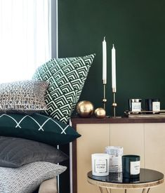 H&M Home offer a large selection of top quality interior design and decorations. Find the right accessories for your home online or in-store. Home Interior Design, House Interior, Metal Decor, Home, Cushion Cover, Decor Interior Design, Interior, Large Candle Sticks, Apartment Living