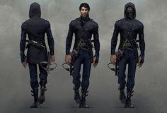 Dishonored 2: la moda di Karnaca nei nuovi artwork