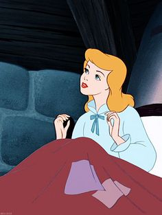 cinderella - I'm watching it right now.(: