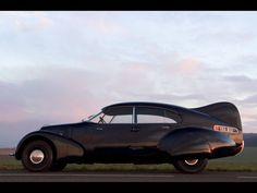 1936 Peugeot 402 by Jean Andreau