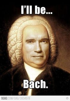 ill be bach!!! #ROFLMAO this is insane :) love it :)