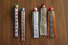 bookmarks by Hillary Lang, via Flickr