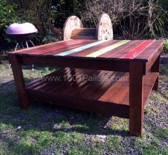 Amazing Uses For Old Pallets  15 Pics