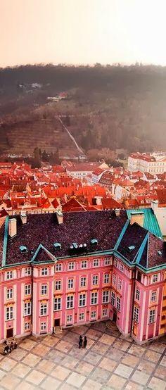 The Czech Republic - Prague
