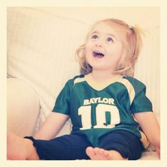 """My little Bear is #BaylorProud! Cheering on #Baylor in Washington, D.C."" (via @kjsroy) #sicem"