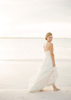 Ocean-Side Bahamas Wedding - Inspired By This
