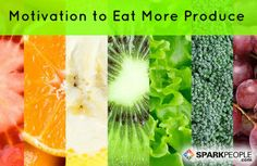 Why Fruits & Vegetables Are So Good for You via @SparkPeople