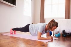 Here's How A Plank A Day Keeps The Doctor Away