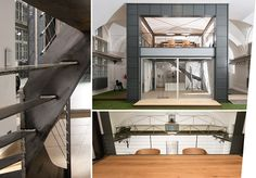 Das Rahmenhaus Konzept · STAHLHOLZUNDSTEIN Berlin.