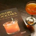 Books: Διαβάσαμε 'Savory Cocktails', by Greg Henry