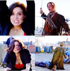 You realize being an Evil Regal is weird when you're just so proud of Regina for feeling guilty for killing someone.