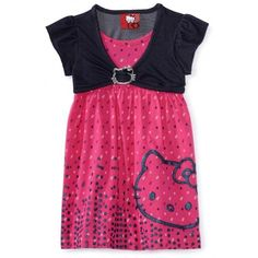 55907b76a Cute Hello Kitty Clothes for Sale ❤ liked on Polyvore Hello Kitty Clothes, Hello  Kitty