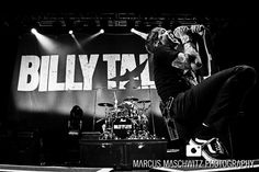 Billy Talent. I love the clarity and comp of this photo. #LiveMusic