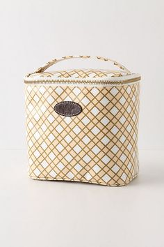 Cosmetic bag from Anthropologie