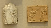 Cylinder seal from Uruk
