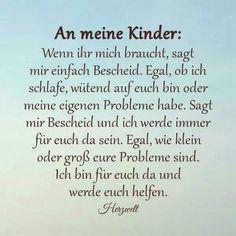 Sprüche und Gedanken – – Proverbs and thoughts – –