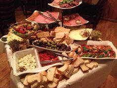 Antipasta Platters
