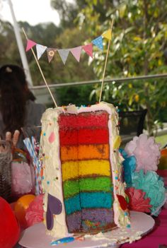 Pippi Longstocking – Prinny's Pippi Party Cake! Theme Parties, Party Themes, Party Ideas, 7th Birthday, Birthday Parties, Pippi Longstocking, Cake In A Jar, Baby Food Jars, Wedding Pins
