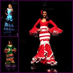 Gorgeous Flamenco Dress!  #andalucia #spain