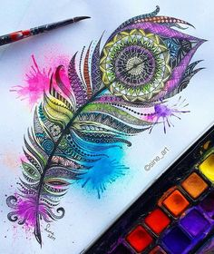 Beautiful mandala feather ! By @sine_art . Follow @artistic_unity_!! . . Shared by @art_by_fabian . Tag your friends .  #drawing #draw #sketch #art #artist #arte #artoftheday #artistic #artsy #illustration #photooftheday #painting #vsco #instaart #instaartist #worldofpencils #instalike #talnts #talented #masterpiece #beautiful #talent #draw #creative #vscocam #sketching #dibujo #instadraw #instafollow #amazing