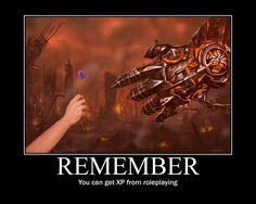 A gallery of RPG-themed Demotivators. Most are taken from this forum thread, but images can also be submitted directly to this site. Dnd Funny, Hilarious, Dungeons And Dragons Memes, Dragon Memes, Dnd 5e Homebrew, Demotivational Posters, Tabletop Rpg, Gaming Memes, Dnd Characters