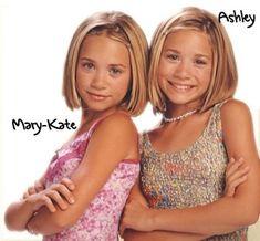 Passport To Paris 1999. Mary-Kate Olsen[left] & Ashley Olsen[right]