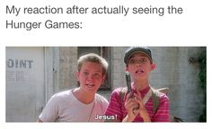 Lol haha funny pics / pictures / Hunger Games Humor