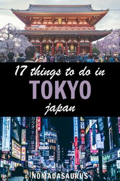 From walking underneath the cherry blossoms at Shinjuku Gyoen to catching a show at the Kabuki theatre, here's our list of the best things to do in Tokyo, Japan. Things to do in Tokyo, Japan Japan Travel Guide, Travel Guides, Travel Advice, Solo Travel, Asia Travel, Tokyo Things To Do, Moon Hotel, Travel Activities, Ultimate Travel