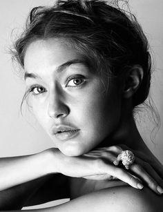 Vogue Germany May 2016 Gigi Hadid by Camilla Akrans