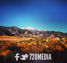 Beautiful snow-capped #PikesPeak this morning. Great place to live and work http://ht.ly/qnuvx #coloradosprings #colorado #webdesign #socialmedia #emailmarketing #seo #denver #720MEDIA #Google+
