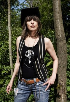 ~ The Pretenders' Chrissie Hynde « My Heart Explodes