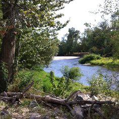 Boise River, Boise, Idaho