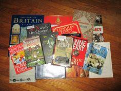 Victoria Hamilton Mysteries: Gotta Love A Library Sale!