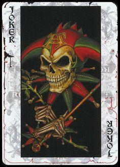 Joker Alchemy England