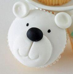 Resultado de imagem para christmas cupcakes