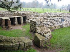 Chesters Roman Fort Near the England/Scotland border. by Belinda Lee. British Architecture, Roman Architecture, Historical Architecture, Ancient Architecture, Belinda Lee, Places To Travel, Places To Visit, Roman Britain, Ancient Buildings