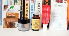 We Were Raised By Wolves: 5 Mini Reviews: Dr. Organic, Bee Good, Botanicals, Weleda & Green People