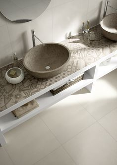 Block - Porcelain stoneware flooring and walls | Marazzi