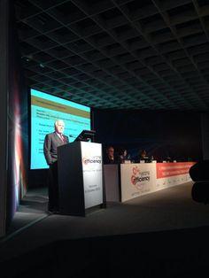 """Ortis: """"#Smartenergy crea un network tra le varie parti della filiera dell'#efficienzaenergetica"""" #VES13"""