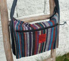 Skulderveske / shoulder bag fair trade Fair Trade, Nepal, Messenger Bag, Diaper Bag, Satchel, Shoulder Bag, Bags, Satchel Purse, Handbags