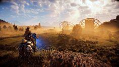 호라이즌 제로 던, PS4 PRO 스크린샷   게임 스샷 게시판   루리웹