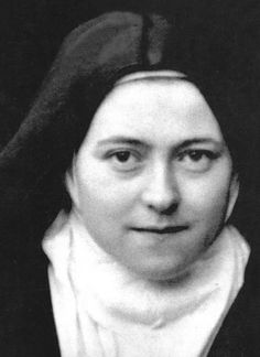 "ST. THERESE OF LISIEUX - ST. THERESE OF THE CHILD JESUS, DOCTOR OF THE CHURCH AND CALLED BY POPE PIUS X AS THE ""GREATES SAINT OF THE MODERN TIMES."" ST. THERESE SAID, "" I WILL SPEND HEAVEN BY DOING GOOD ON EARTH ""."